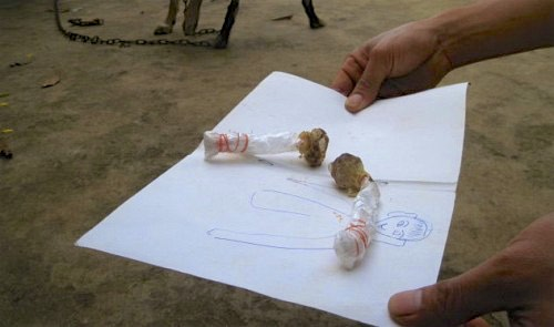 Vietnam: Dog Meat Thieves Poison Lollipop Kills A Man